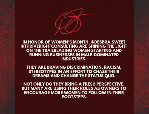 Celebrating Women's Business Month 2019